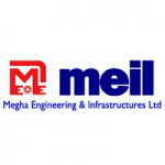 Megha Engineering and Infrastructures Logo