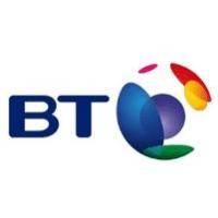 British Telecom (BT) India Logo